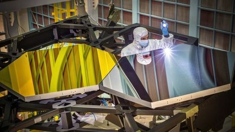 Big year ahead for James Webb telescope - BBC News | More Commercial Space News | Scoop.it