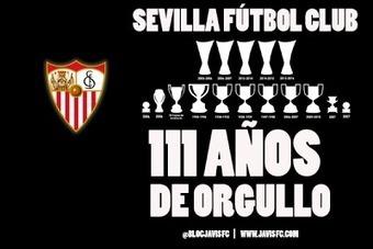 El Sevilla FC cumple 111 años de historia | Noticias Sevilla FC | Scoop.it