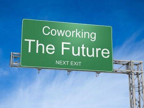 Vie de Bureau – Le Co-Working : une pratique en plein essor   coworking   Scoop.it
