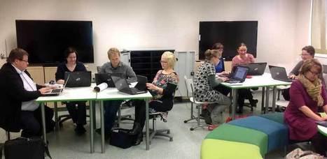 Innostukaa ja onnistukaa! - kansainvälisyyden mentoriohjelma | eTwinning suomalaisissa kouluissa | Scoop.it