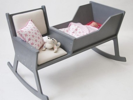 Ontwerpduo Rockid Resting Space Lets Parents and Baby Rock Together   Formidable ideas   Scoop.it