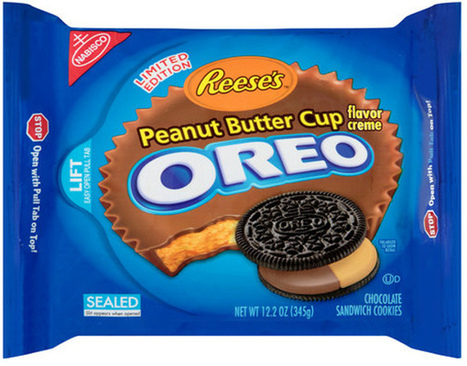 Peanut Butter Cup Oreos And Oreo-Filled Chips Ahoy Are Now Real Things | Troy West's Radio Show Prep | Scoop.it