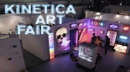 Holotronica at Kinetica Arts Fair - http://holotronica.com | arts, cultures et créations numériques | Scoop.it