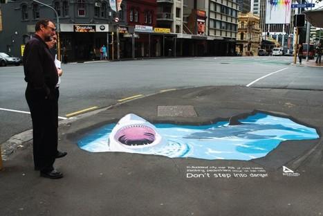 Street Marketing : les 30 campagnes les plus créatives. - Ze Media | entreprendre | Scoop.it