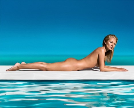 Kate Moss is the new face of St. Tropez's self-tanning products   Sex Marketing   Scoop.it