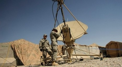 DARPA is working on 100 Gbps wireless technology with 120-mile range | VI Tech Review (VITR) | Scoop.it