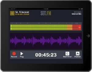 Set.fm Raises $1.2M To Help Artists Make Money By Selling Instant Live Recordings | TechCrunch | Kill The Record Industry | Scoop.it