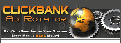 ClickBank Ad Rotator | Social media Marketing 1 | Scoop.it