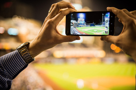 MLB And The Connected Fan   Fan Experiences   Scoop.it
