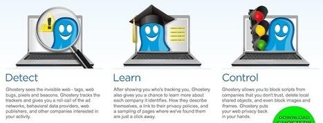 4 extensions pour votre navigateur à avoir afin de protéger votre vie privée en ligne   Je, tu, il... nous !   Scoop.it