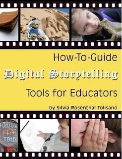 Digital Storytelling Tools for Educators by Silvia Rosenthal Tolisano (Paperback) - Lulu | iDigital Storytelling K-6 | Scoop.it