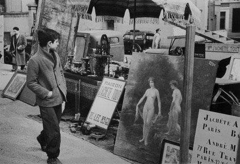 Paris : Le Monde de Sabine Weiss | Photographie | Scoop.it