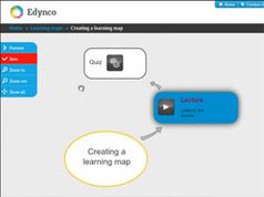 Créer des cours en ligne sous forme de carte d'apprentissage | | les cartes mentales dans l'enseignement | Scoop.it