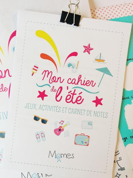 Le super cahier vacances pour enfants à imprimer ! | Fr | Scoop.it