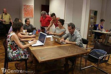 Un nouvel espace de coworking a pris place au cœur du centre-ville | Immobilier entreprise | Scoop.it