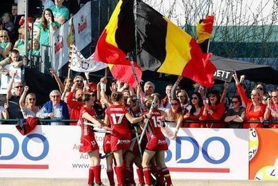 Les hockeyeuses belges se qualifient pour les JO de Londres | Belgitude | Scoop.it
