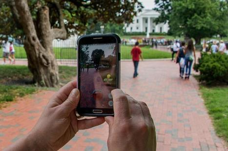 After The Success Of 'Pokémon GO,' How Will Augmented Reality Impact Archaeological Sites? - Forbes | Challenges in Education | Scoop.it