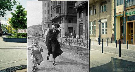 25 photos du passé se superposent avec le présent pour vous faire découvrir leurs histoires | Scoop Photography | Scoop.it