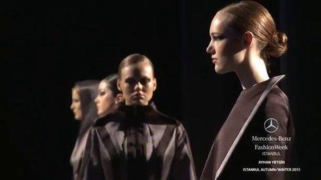 Film Stil Moda- Ayhan Yetgin'in MBFW İstanbul'daki 'Ruhsal Anatomi'si   Fashion Films   Scoop.it