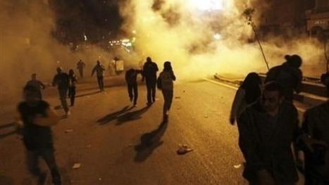 Le taux de la criminalité a très fortement augmenté dans l'Egypte post-révolutionnaire | Égypt-actus | Scoop.it