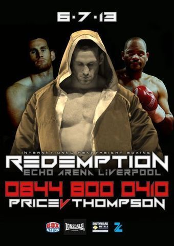 Sport News: Thompson vs Price Live Exclusive PPV Odds Fight Official Update News On Direc.TV - 06Th,Jul!   Atdhe 247 Live   Scoop.it