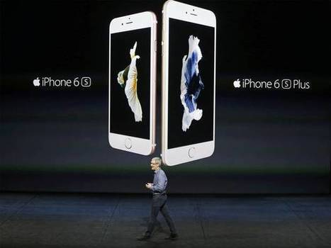 iPhone 6s release date: Many models of larger iPhone 6s Plus unavailable with huge queues expected at Apple Stores next week - News - Gadgets and Tech - The Independent | Software Developments Companies | Scoop.it
