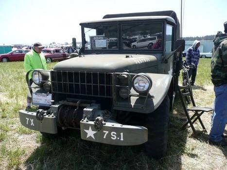 Dodge M37 Cargo 4×4 – Walk Around | History Around the Net | Scoop.it