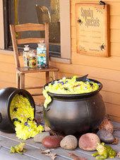 Easy Bubbling Cauldrons | Halloween & Spooky Fun Stuff~ | Scoop.it
