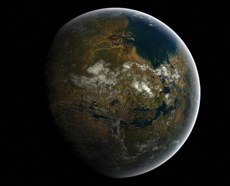 How to make a new planet home | Mars terraforming | Scoop.it