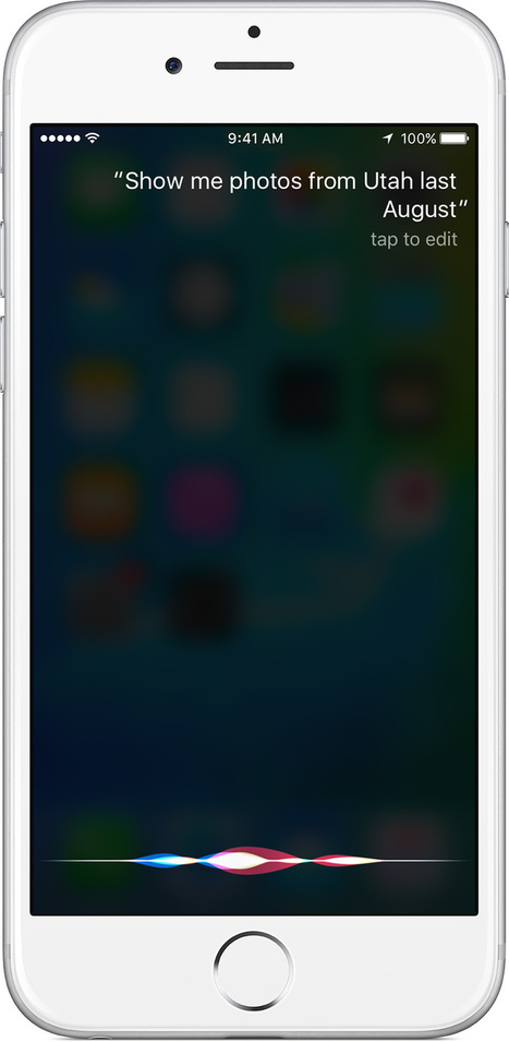 Use Siri on your iPhone, iPad, or iPod touch - Apple Support | Into the Driver's Seat | Scoop.it