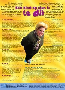 Eén kind op tien is te dik | Kinderen met overgewicht in het onderwijs | Scoop.it