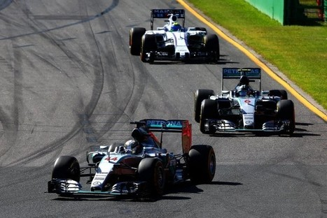 Mercedes: We never expected a performance like this | F 1 | Scoop.it