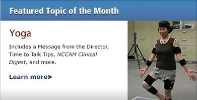 National Center for Complementary and Alternative Medicine | Integrative Medicine | Scoop.it
