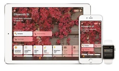 Siri set to control your home   Home Automation   Scoop.it