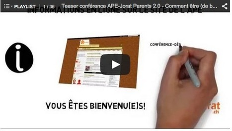 Parents 2.0 - Comment être (de bons) parents à l'ère d'Internet | Mathieu Janin | Scoop.it