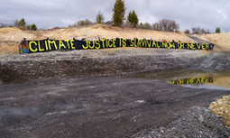 Permanent Protest Setup at Proposed Tar Sands Strip Mine in Utah | EcoWatch | Scoop.it