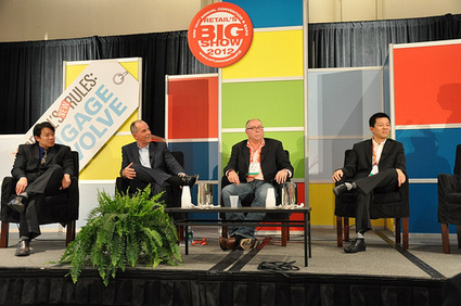 NRF 2012 Mobile Payments Panel Recap; [VIDEO] 5 Minutes with PayPal's Don Kingsborough | eBay Ink | Payments 2.0 | Scoop.it