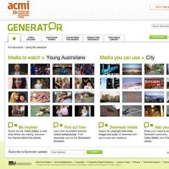 Generator | New Web 2.0 tools for education | Scoop.it