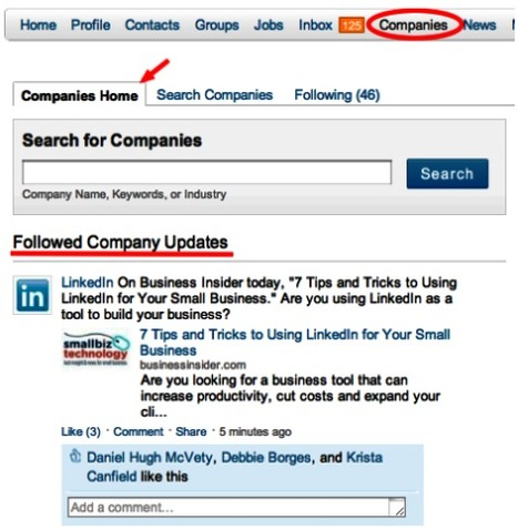 5 Tips for Using the New LinkedIn Company Pages   LinkedIn Marketing Strategy   Scoop.it