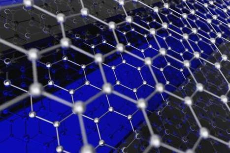 Breakthrough! Glasgow scientists discover a cheap way to produce the wonder material graphene | leapmind | Scoop.it