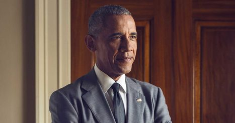Barack Obama: Now Is the Greatest Time to Be Alive | Climate Change | Scoop.it