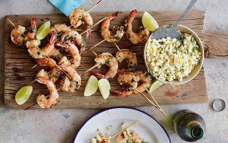 15 Amazing Shrimp Recipes - Parade | ♨ Family & Food ♨ | Scoop.it