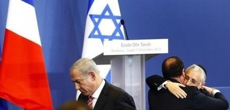 Hollande et Netanyahu à toulouse : la République, ses juifs et Israël | Micro Observatoire Démocrate | Scoop.it