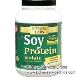 Can Kidney Failure Patient Have Soy Protein | kidney | Scoop.it