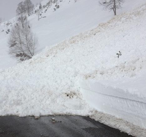 Risque important d'avalanches sur les Pyrénées | Météo-France | Vallée d'Aure - Pyrénées | Scoop.it