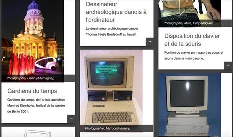 Abuledu : une bibliothèque numérique de ressources iconographiques libres pour un usage scolaire | Bibliothèques numériques | Scoop.it