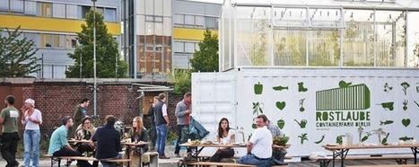 ECF Containerfarm - ECF  Efficient City Farming   Vertical Farm - Food Factory   Scoop.it