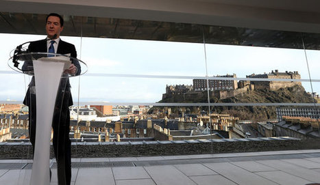 No union, no pound, British official warns Scots backing independence | FCHS AP HUMAN GEOGRAPHY | Scoop.it