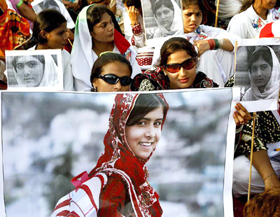 Raise your voice for Malala and girls across the world | TRANSITURUM | Scoop.it