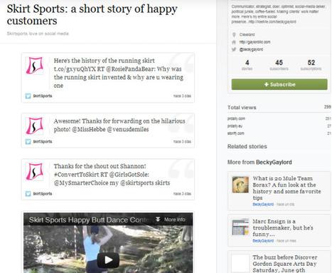 Cómo usar Stoyrify para difundir eventos, marcas y noticias | Content curator | Scoop.it